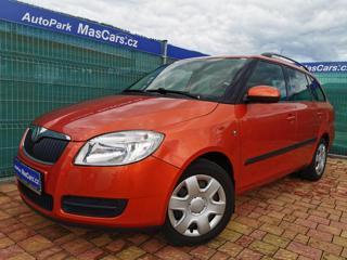Škoda Fabia II 1.4 Ambiente kombi