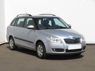 Škoda Fabia 1.2 12V 51kW kombi benzin