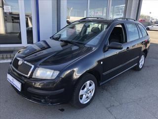 Škoda Fabia 1,4 TDI 59kW kombi nafta