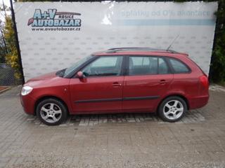 Škoda Fabia II 1.4 16V kombi nafta