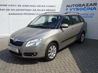 Škoda Fabia Com. II 1.4i 16V 63Kw! kombi