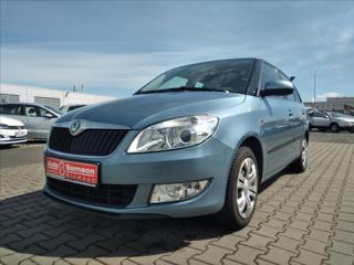 Škoda Fabia 1,2 TSi 63kW * KLIMA* ESP* kombi benzin