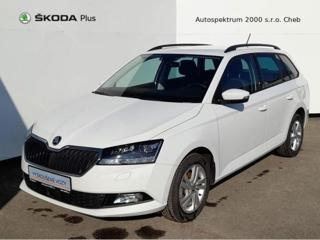 Škoda Fabia TSi TSi Combi kombi benzin