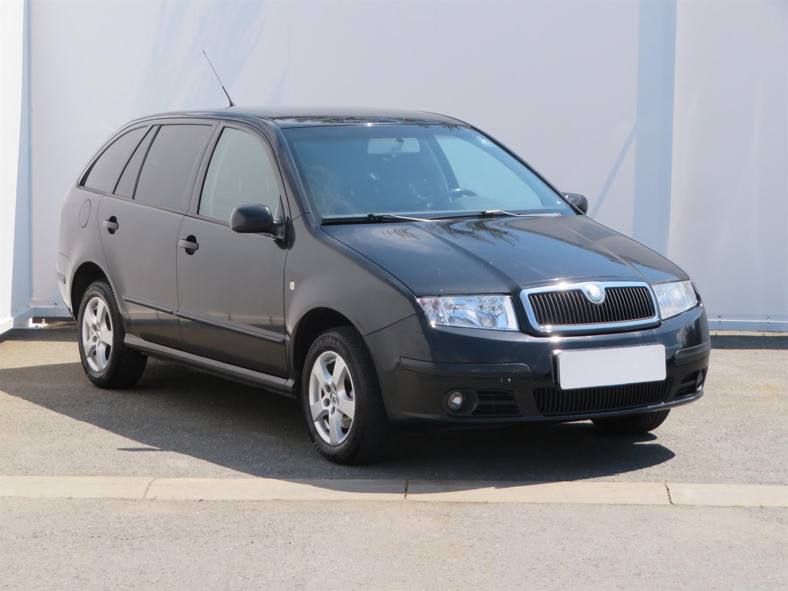 Škoda Fabia 1.9 TDI 74kW kombi nafta