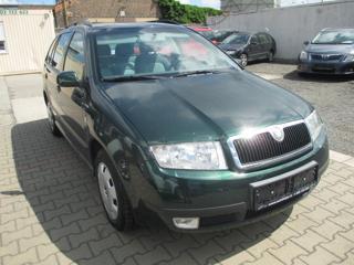 Škoda Fabia combi 1.4 16V Comfort kombi