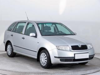 Škoda Fabia 1.4 44kW kombi benzin