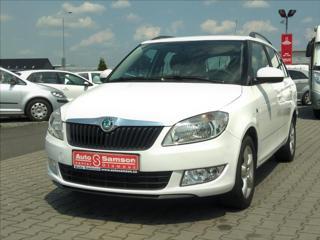 Škoda Fabia 1,2 TSI 63kW *KLIMATIZACE* kombi benzin