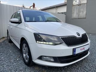 Škoda Fabia 1,4 TDI Style,původ ČR,1.Maj kombi nafta