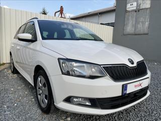 Škoda Fabia 1,4 TDI,původ ČR,1.Majitel kombi nafta