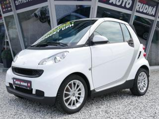 Smart Fortwo 1,0 mhd Cabrio Automat kabriolet