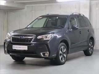 Subaru Forester 2,0 i,CZ,1Maj,CVT,4x4 kombi benzin