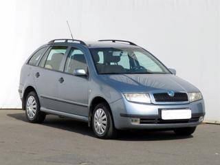 Škoda Fabia 1.4 TDI 55kW kombi nafta