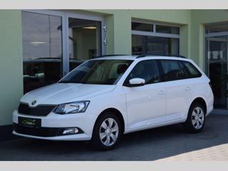 Škoda Fabia 1.4 TDi kombi nafta