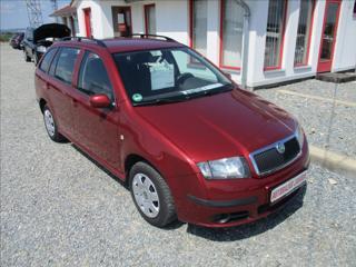 Škoda Fabia 1,4 16v,klima,ABS,ASR kombi benzin