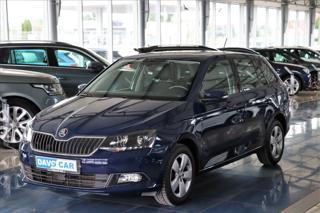 Škoda Fabia 1,4 TDI CZ Style 1.Majitel DPH kombi nafta