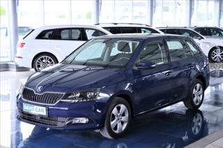 Škoda Fabia 1,4 TDI CZ Style DPH 1.Maj kombi nafta