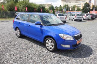 Škoda Fabia 1,2 TSi 63KW,2 MAJ.,SERV.KN. kombi benzin