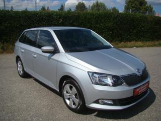 Škoda Fabia 1.2 TSi 66kW serv.kniha kombi