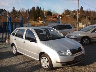 Škoda Fabia 1.4 i 16V kombi benzin