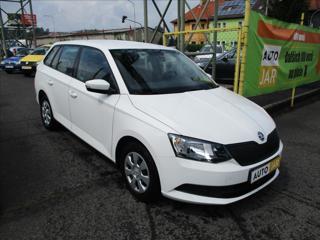 Škoda Fabia 1,4 TDI  CZ Klima 1.Maj DPH kombi nafta