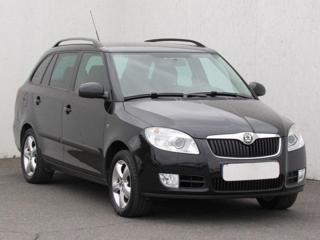 Škoda Fabia 1.4 16V, ČR kombi benzin