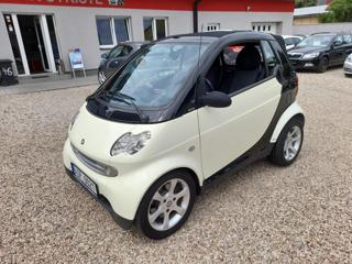 Smart Fortwo 0,7i 45kW Kabriolet , Passion kabriolet