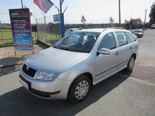 Škoda Fabia 1.4 i Automat kombi benzin