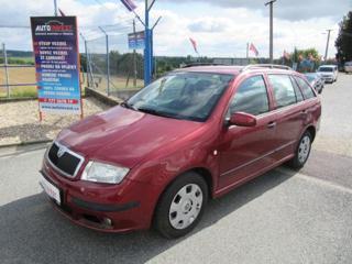 Škoda Fabia 1.2 i kombi benzin