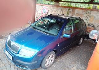 Škoda Fabia 1.9TDi/2006/KLIMA/ČR/SERVISKA/ kombi