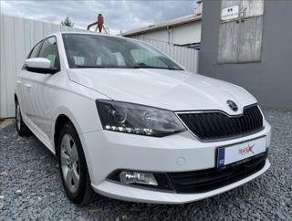 Škoda Fabia 1,4 TDI Style 77kW,původ ČR kombi nafta