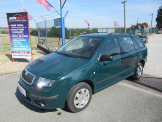 Škoda Fabia 1.4 i kombi benzin