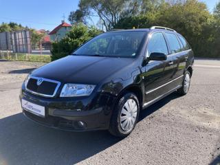 Škoda Fabia 1.4 59kW  combi , klima kombi