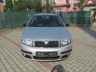 Škoda Fabia 1,4 NOVÁ SPOJKA  16V kombi benzin