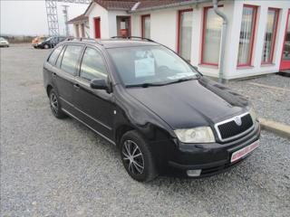 Škoda Fabia 1,9 TDi,klima,ABS kombi nafta