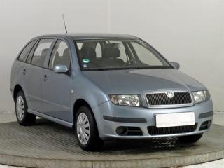 Škoda Fabia 1.4 16V 59kW kombi benzin
