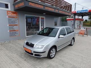 Škoda Fabia 1.4 16V Combi Sportline kombi benzin