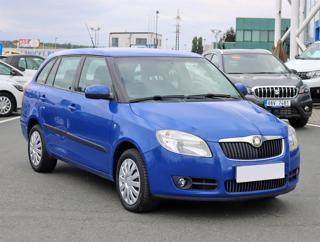 Škoda Fabia 1.4 TDI 51kW kombi nafta