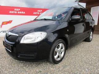 Škoda Fabia 1.6 i kombi benzin