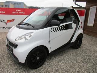 Smart Fortwo 1.0 i EL kupé benzin