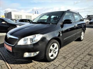 Škoda Fabia 1,2 TSi 63kW * AUTO A/C* kombi benzin