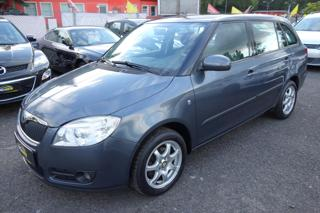 Škoda Fabia 1.4 TDi, VELICE ZACHOVALÁ kombi