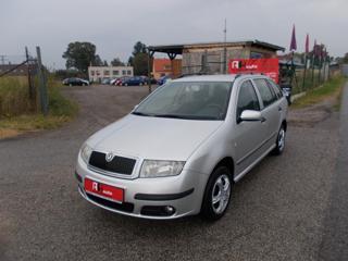 Škoda Fabia 1.9 SDi Combi, 47kW, Klima kombi