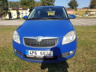 Škoda Fabia 1.4 16V Ambiente Combi kombi
