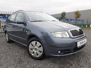 Škoda Fabia 1.4 16V, KLIMA, 2. MAJ kombi benzin