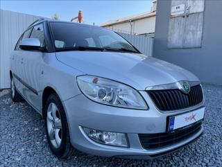 Škoda Fabia 1,2 TSI Elegance,původ ČR kombi benzin