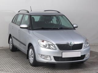 Škoda Fabia 1.2 TSI 63kW kombi benzin