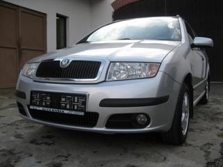 Škoda Fabia COMBI 1.2 kombi