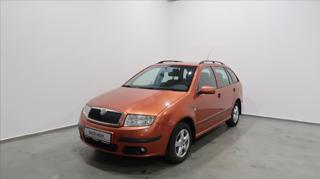 Škoda Fabia 1,2 HTP  Elegance kombi benzin