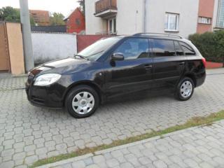 Škoda Fabia Combi 1,4 16V KLIMA kombi benzin