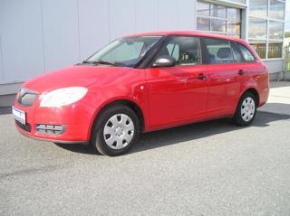 Škoda Fabia Combi 1.2 HTP 51 KW kombi